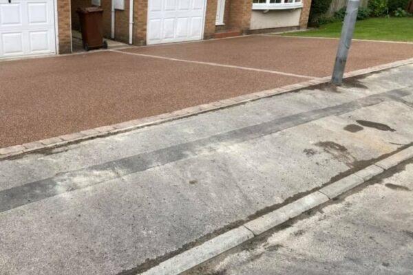 Resin Stone Driveway